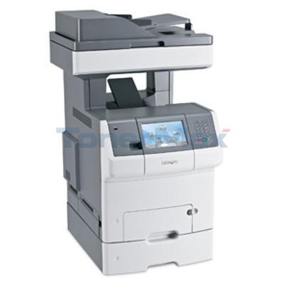 Lexmark X-738dte